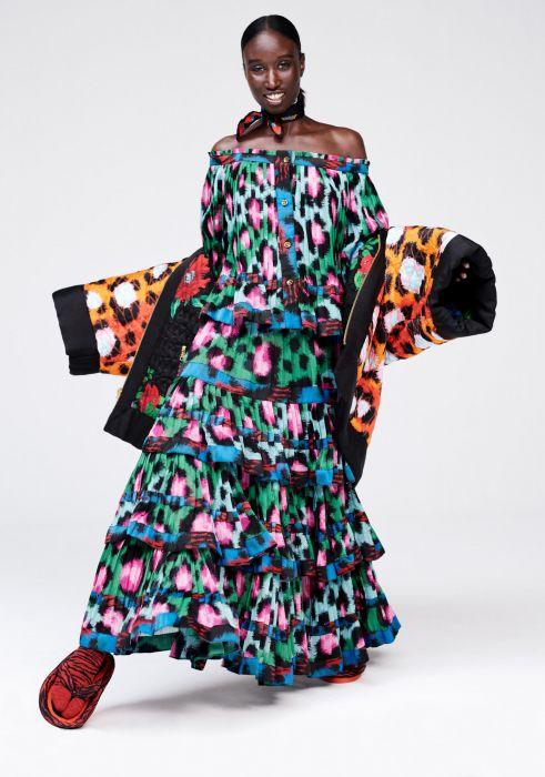Te kolorowe wzory pojawiły się w kolekcji H&M i...