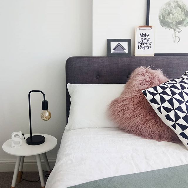 Skandynawska Sypialnia Inspiracje Elle Decoration