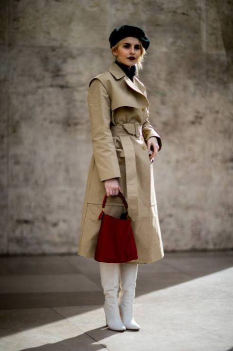 865f17b606 street fashion na Paris Fashion Week jesień-zima 2018 2019