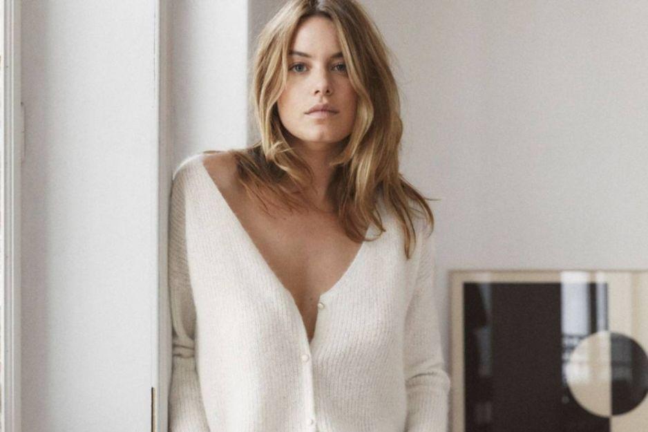 e80b9210008209 Sweter Sézane - Elle.pl - trendy wiosna lato 2019: moda, modne ...