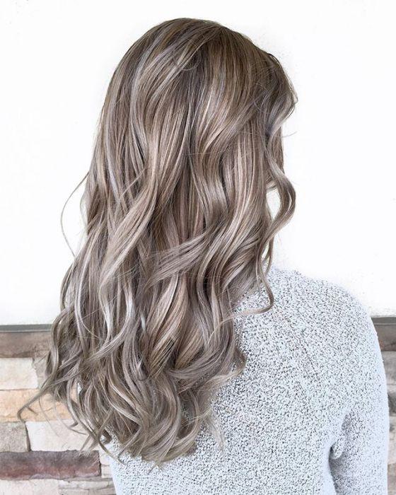 Mushroom Blonde Najmodniejszy Kolor Włosów W Tym Sezonie Ellepl