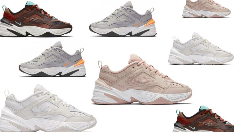 5921ed10 Nike M2K Tekno - najmodniejsze sneakersy 2019 roku? - Elle.pl ...