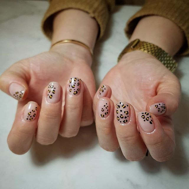 Modne wzory na paznokciach