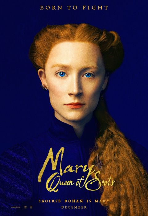 "Film ""Mary Queen of Scots"" wchodzi do kin w styczniu"