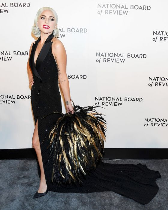 Lady Gaga na National Board Of Review Gala 2019.