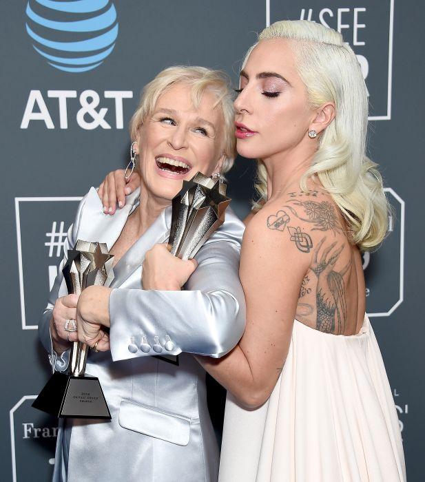 5ccf87b8016c Critics  Choice Awards 2019  Lady Gaga zdobyła aż dwie statuetki ...