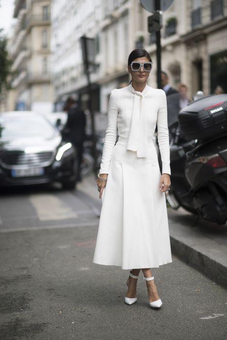 b19635403d Sukienki do ślubu cywilnego dla 40 latki - Elle Wedding - trendy ...