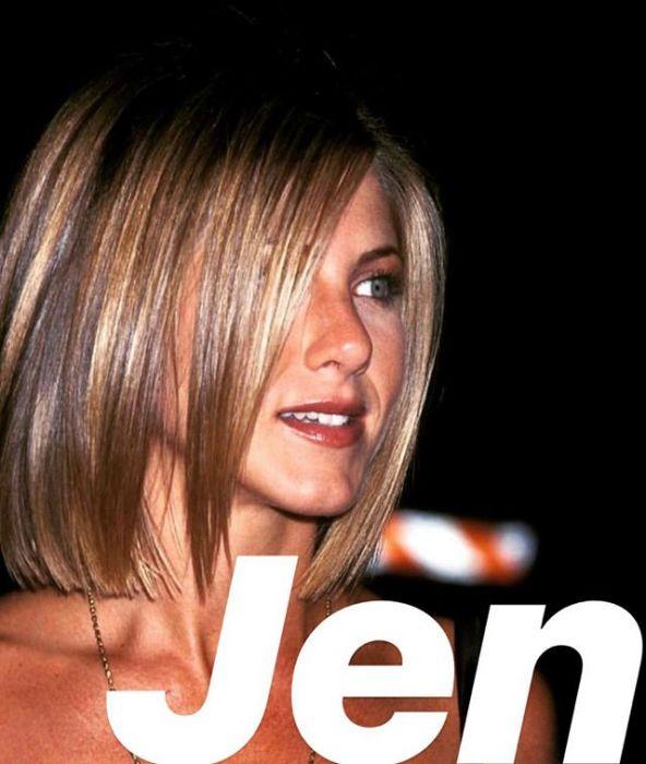 Fryzura Jennifer Aniston Z 2001 Roku Znów Jest Modna Ellepl