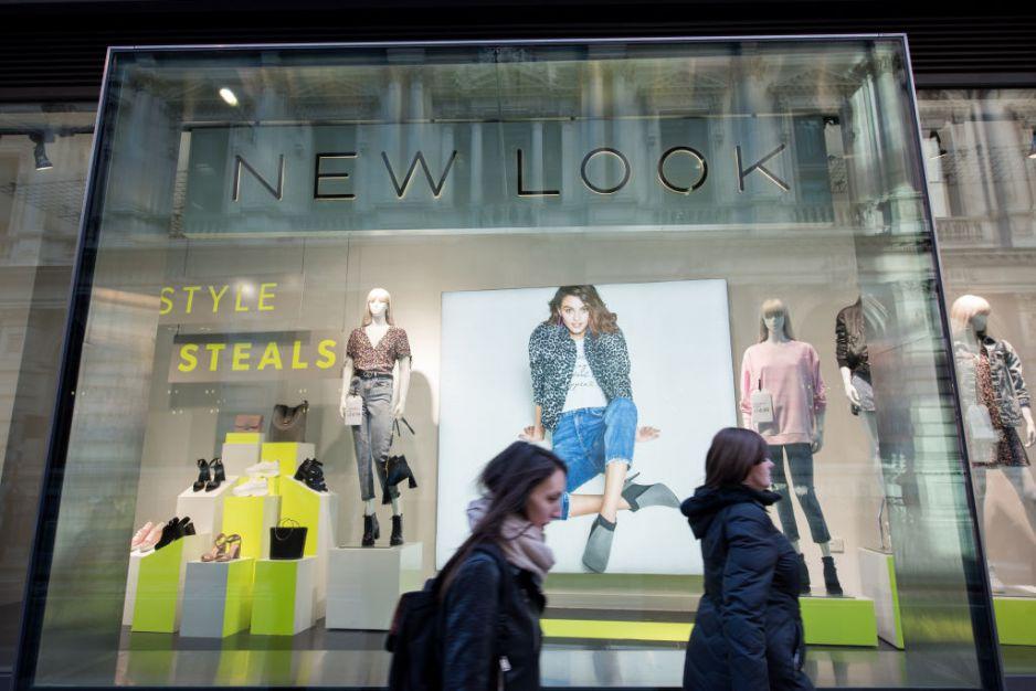 995b03700e New Look zamyka sklepy w Polsce! - Elle.pl - trendy wiosna lato 2019 ...