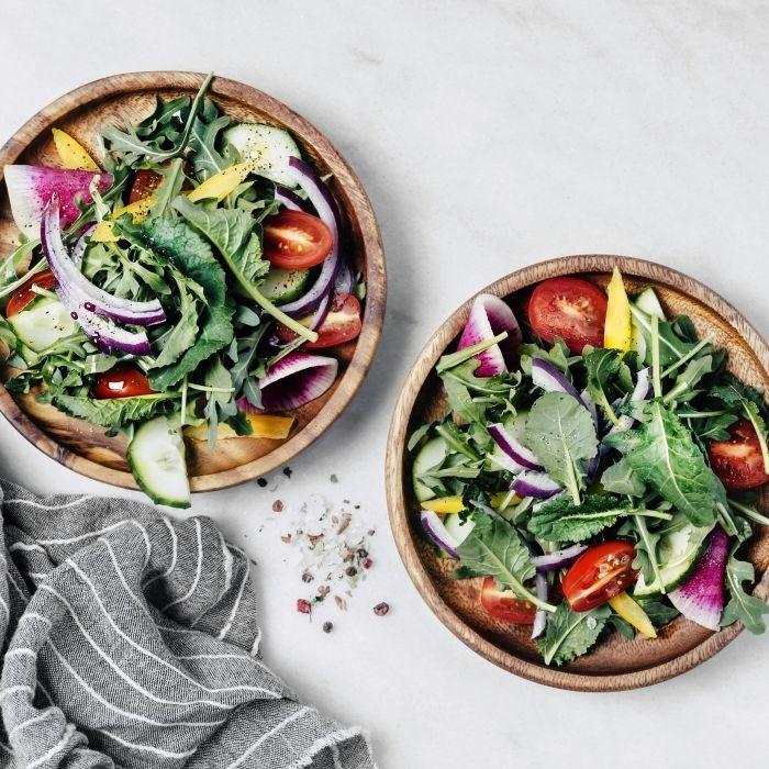 Weganskie Salatki Wielkanocne Elle Pl Trendy Wiosna Lato 2019