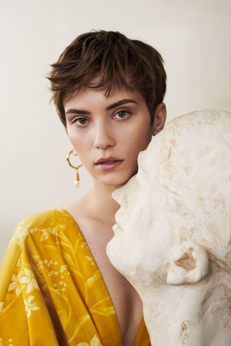 Krótkie Włosy Sekrety Najmodniejszej Fryzury Sezonu Elle