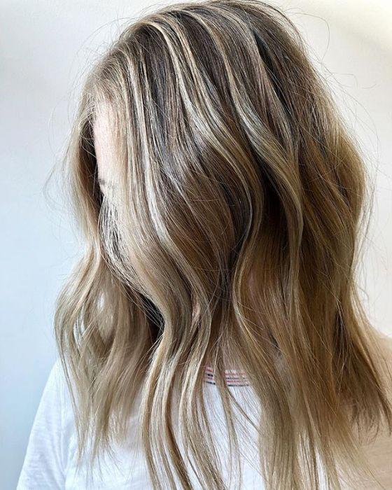 Sand Hair Czyli Modny Balayage Na Lato Fryzury 2019