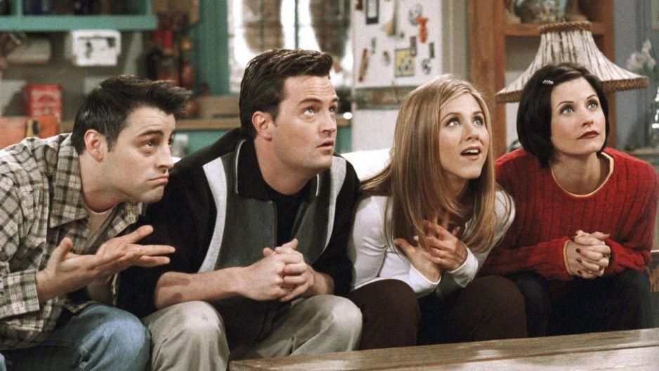 """""""Przyjaciele"""" - czy zgadniesz, kto to powiedział? Rachel, Monica, Phoebe, Joey, Chandler, a może Ross"""