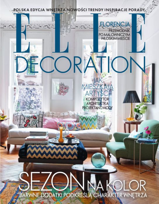 ELLE Decoration 3/2019