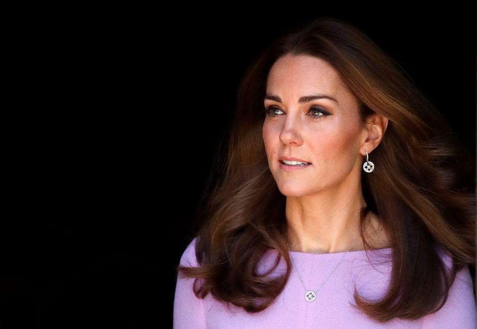 Kate Middleton Jak Diana Brytyjka Znów Składa Hołd Zmarłej