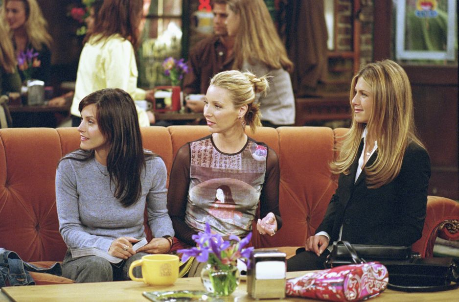 "Monica, Rachel, Rachel - ""Friends"""