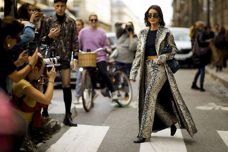 Street fashion: Paris Fashion Week wiosna-lato 2020