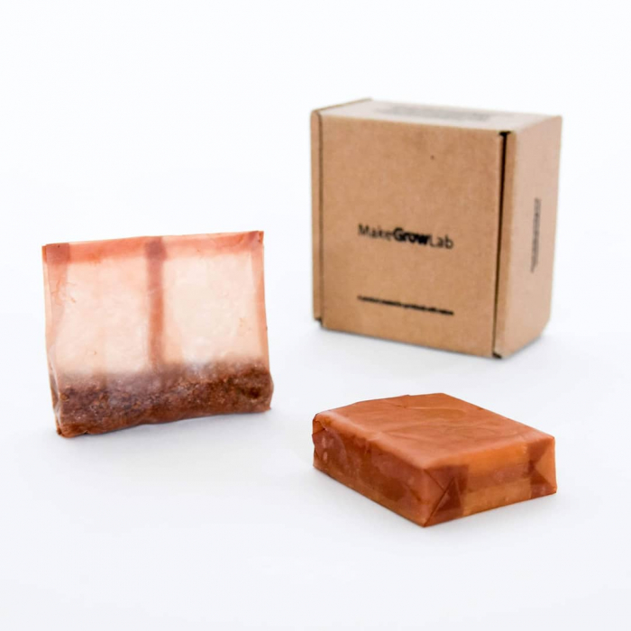 SCOBY, Packaging Sample Box