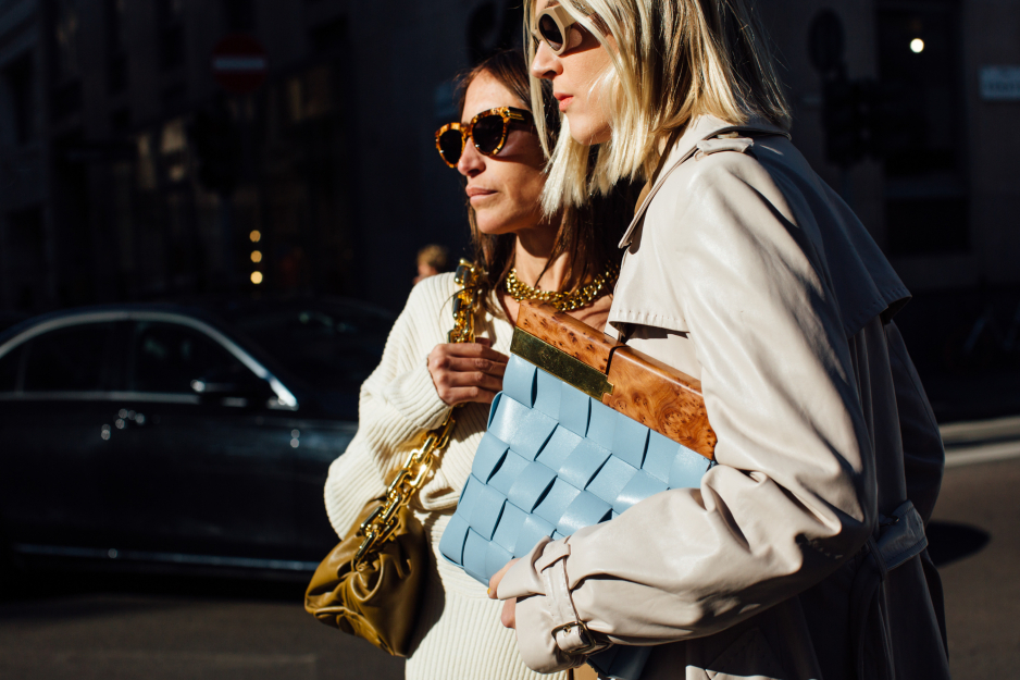 Milan Fashion Week: street fashion