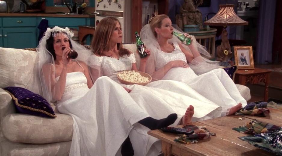 """Którą dziewczyną z """"Przyjaciół"""" jesteś?  Monica, Rachel czy Phoebe? QUIZ"""