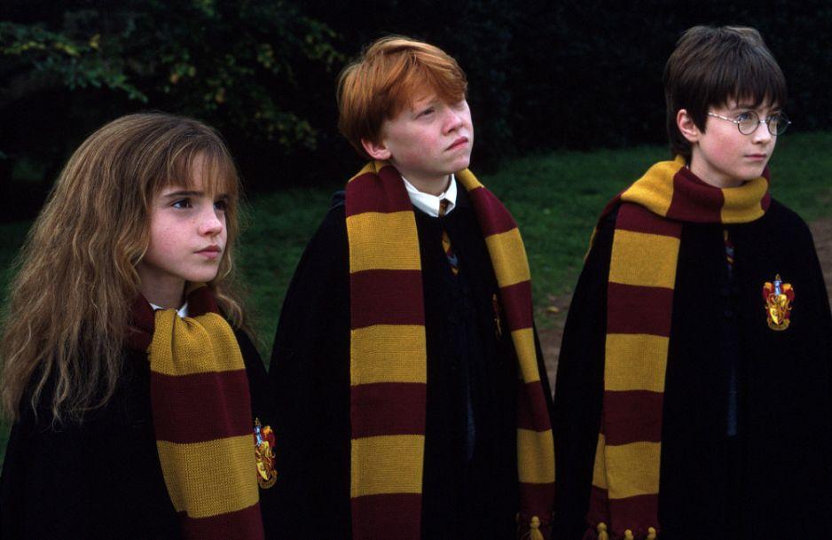 Do którego domu Hogwartu należysz?