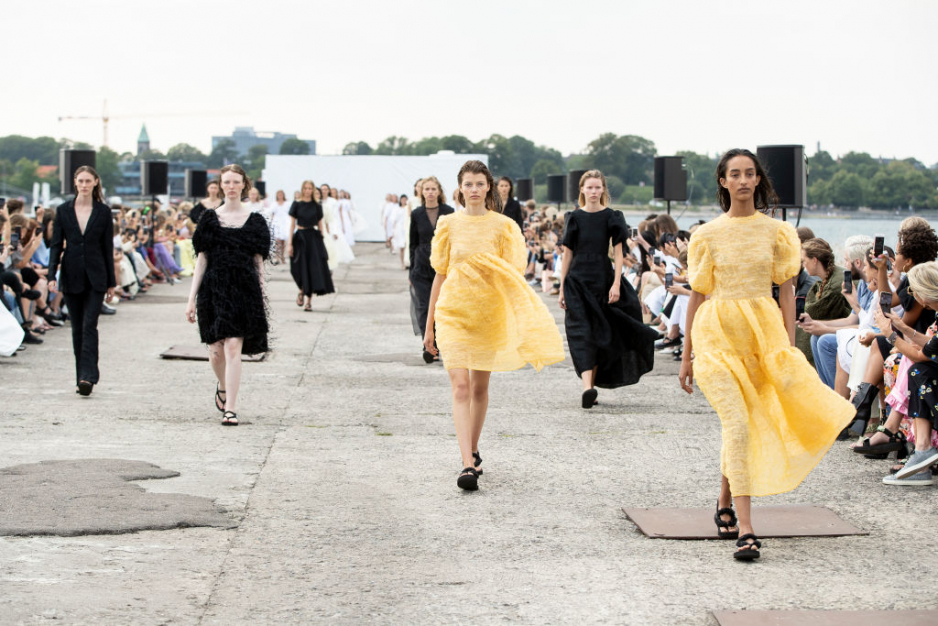 Copenhagen Fashion Week: Cecilie Bahnsen