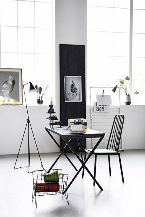 Domowe biuro - inspiracje - Domowe biuro - inspiracje