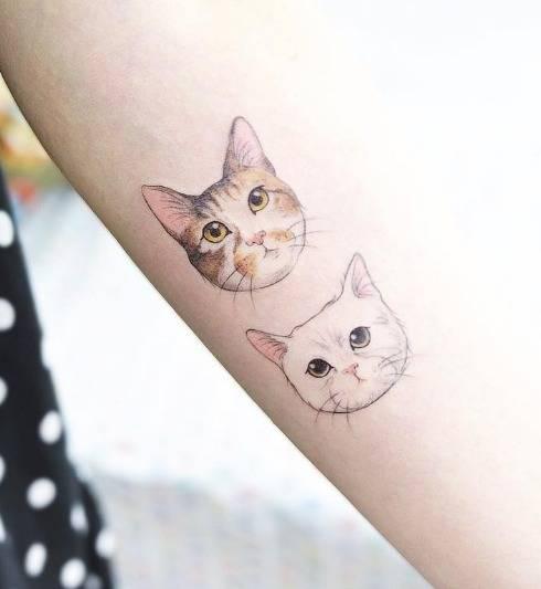 Tatuaże Zwierzęta Tatuaże Zwierzęta