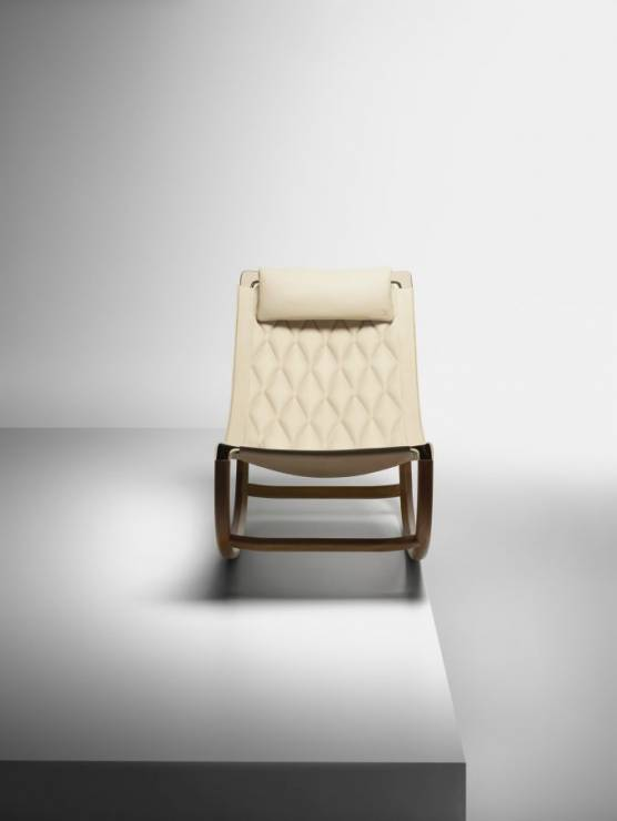 Lune Chair, Marcel Wanders, Objects Nomades 2017 , Louis Vuitton - Kolekcja mebli Objects Nomades 2017 od Louis Vuitton