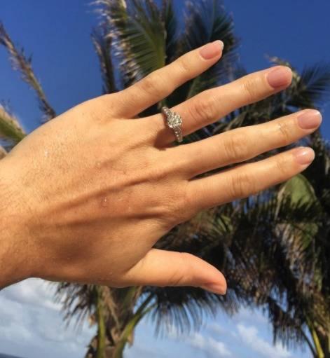 Na Którym Palcu Nosi Się Pierścionek Zaręczynowy Na Której Ręce