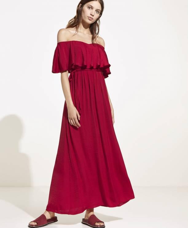 b4ea0f3ebc Długie sukienki na lato 2017 - Elle.pl - trendy wiosna lato 2019 ...