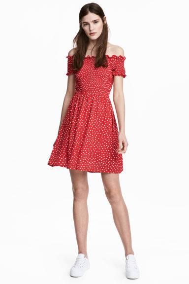 dc277efc56 Sukienki plażowe H M - Sukienki plażowe