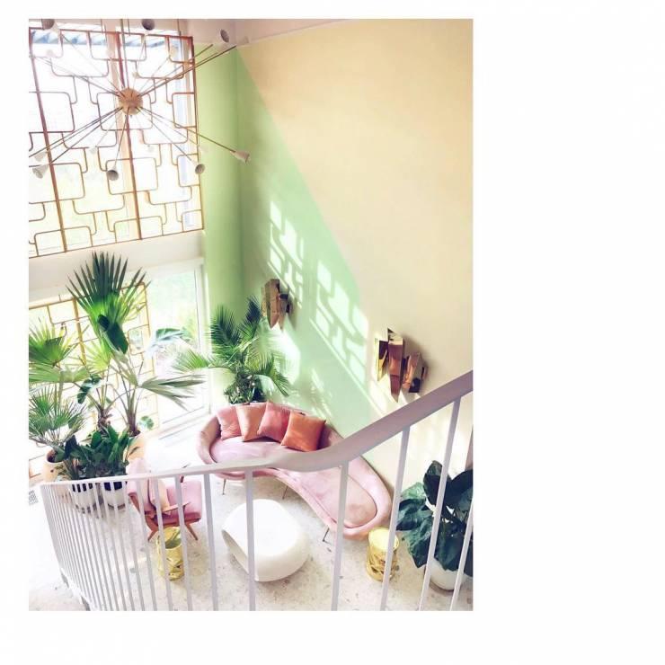 Apartament Marcina Tyszki, fot. instagram @tyszka_marcin - Warszawski apartament Marcina Tyszki