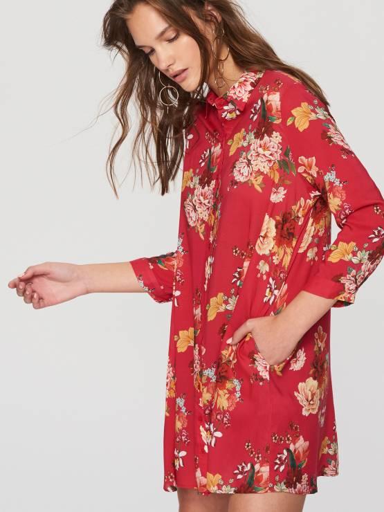 0a8867c4 Modne sukienki z Reserved na wiosnę 2018 - Elle.pl - trendy wiosna ...