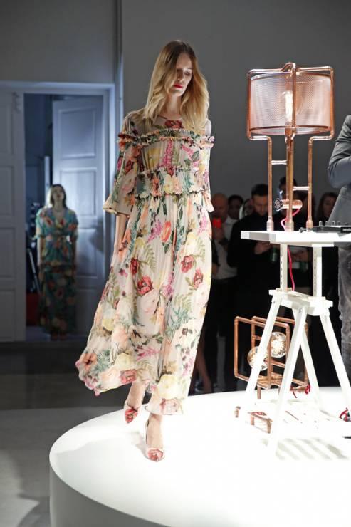 Kolekcja wiosna-lato 2018 Lidia Kalita - Lidia Kalita wiosna-lato 2018
