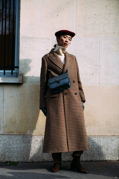 Street fashion: Paris Fashion Week jesień-zima 2018/2019 - Street fashion: Paris Fashion Week jesień-zima 2018/2019