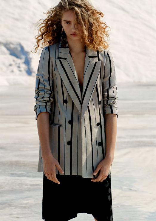 Nowy lookbook Zara - Lookbook Zara wiosna-lato 2018