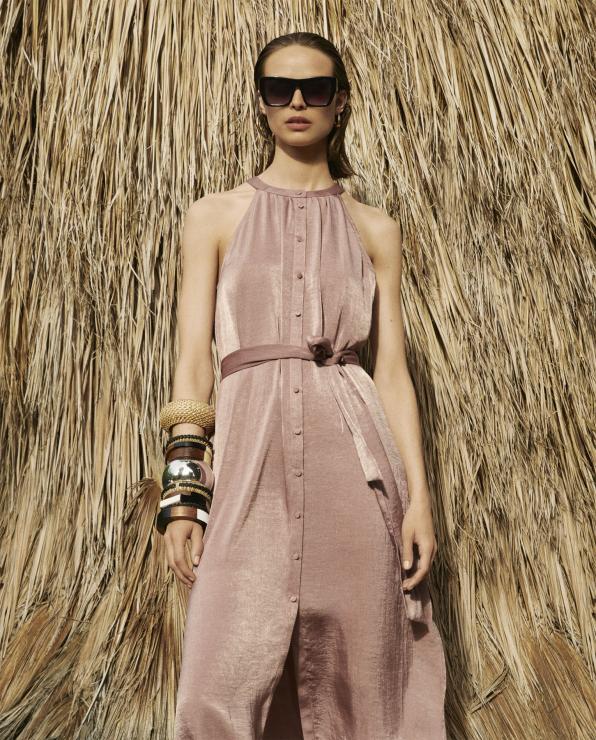 Sukienka Zara SS18 - Nowa kolekcja Zara wiosna-lato 2018