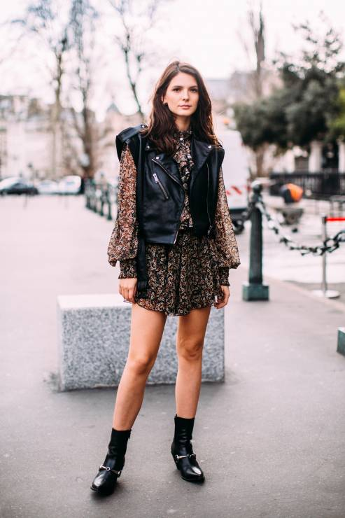 Streetstyle z Paryża - Street fashion: Paris Fashion Week jesień-zima 2019/2020