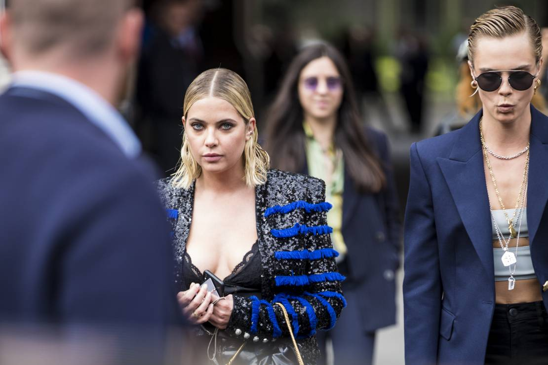 Cara Delevingne i Ashley Benson, 2018 rok. - Cara Delevingne i Ashley Benson zaręczyły się?