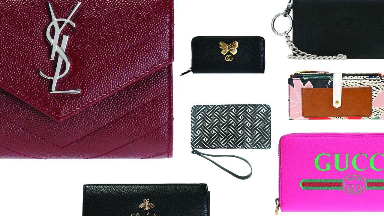 5bd73c85c40bf Stylowe portfele damskie - idealne na prezent - Elle.pl - trendy ...