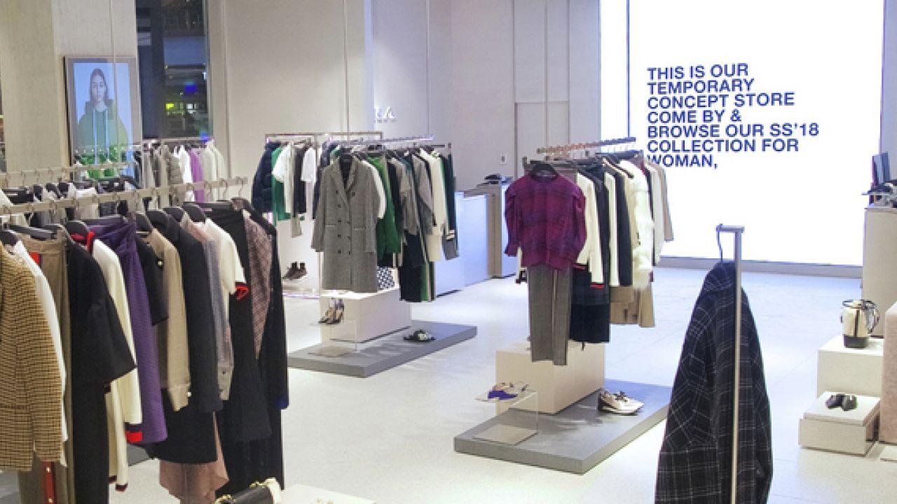 6420c571ac Nowy concept store Zara w Westfield Stratford