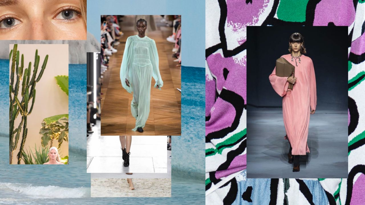 fe0ec0ba3b3ad Trendy na Paryskim Tygodniu Mody wiosna-lato 2019 - Elle.pl - trendy ...