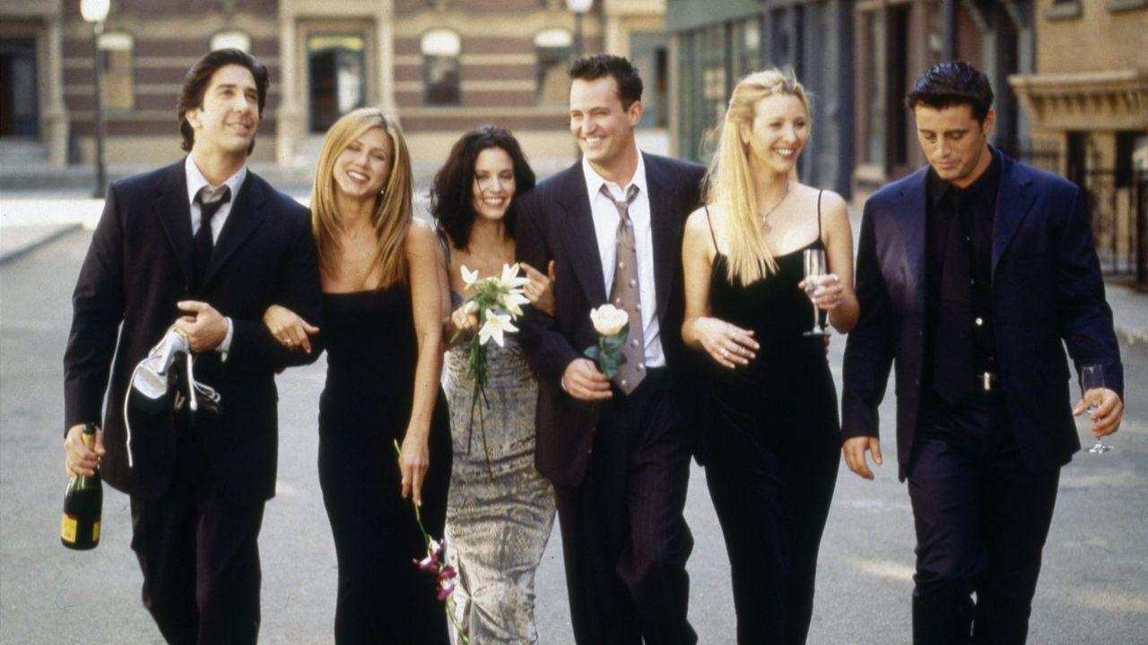 Serial Przyjaciele Miał Głównego Bohatera Będziecie Zaskoczeni