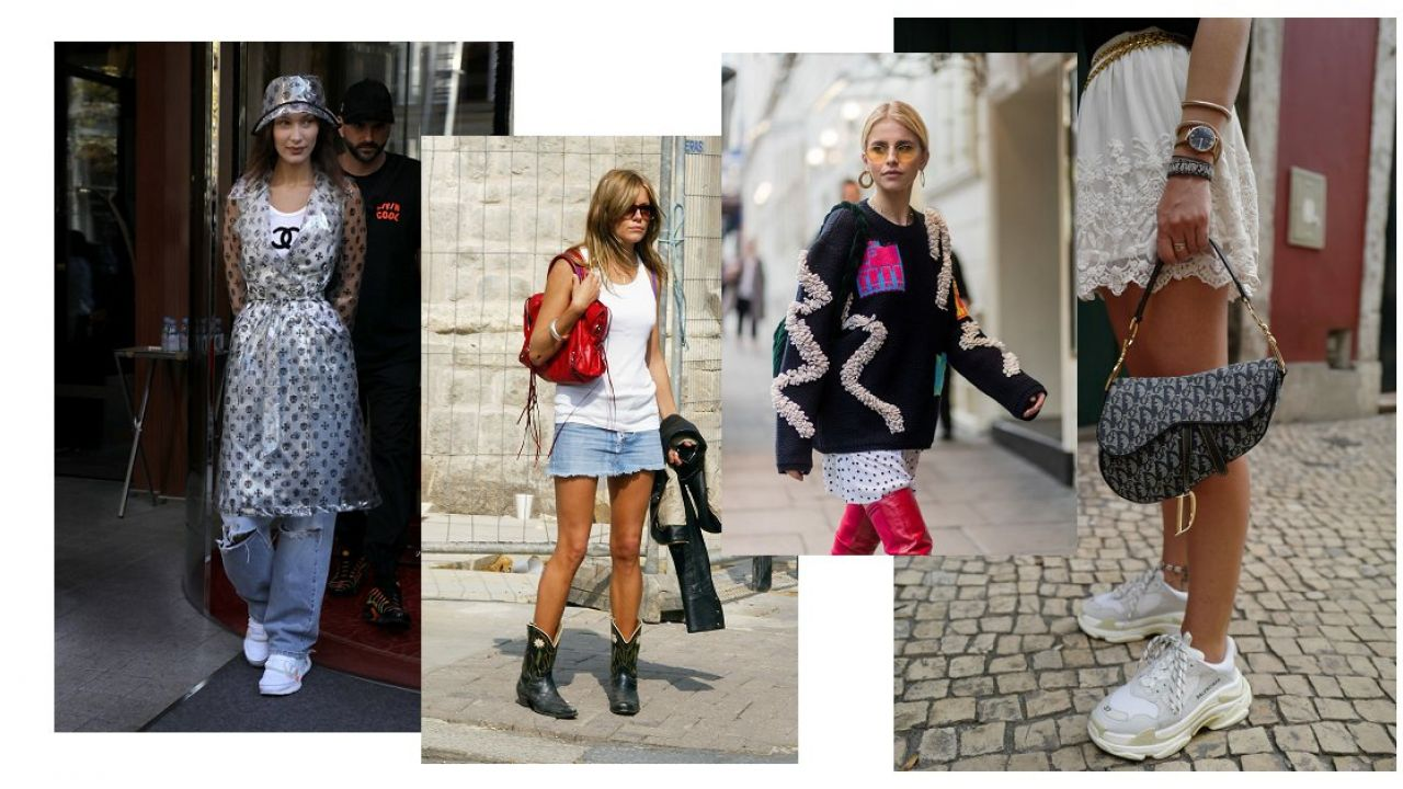 85ba35fb53ae41 Trendy 2019, które wróciły do mody - Elle.pl - trendy wiosna lato ...