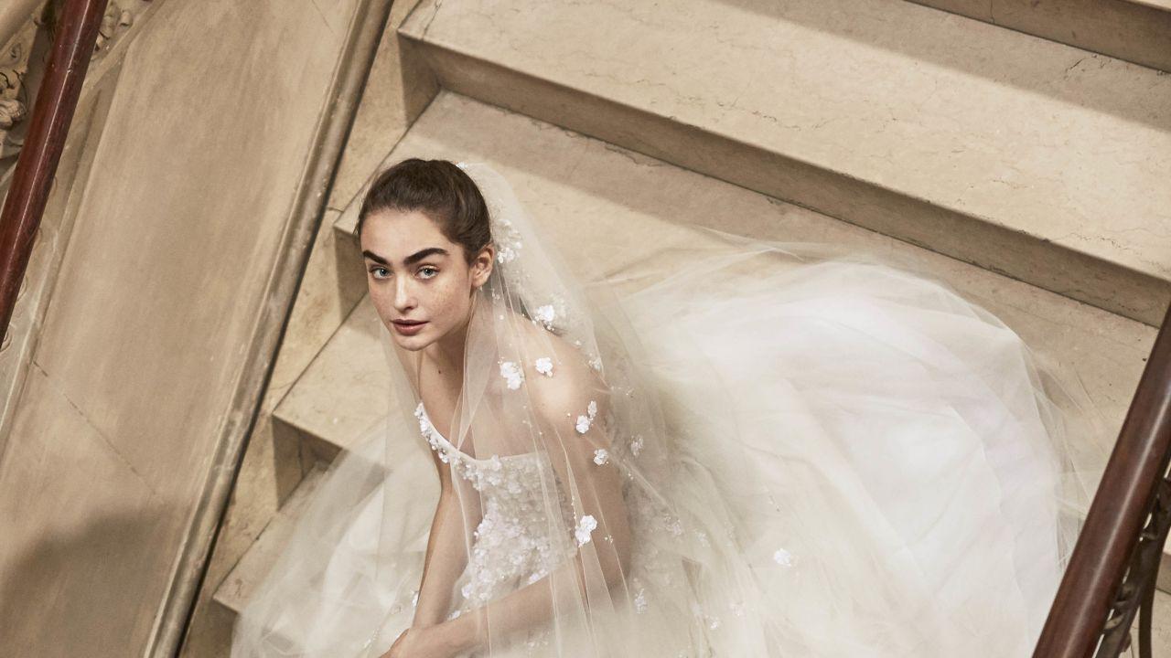 Welon ślubny Znaczenie I Trendy Elle Wedding Trendy