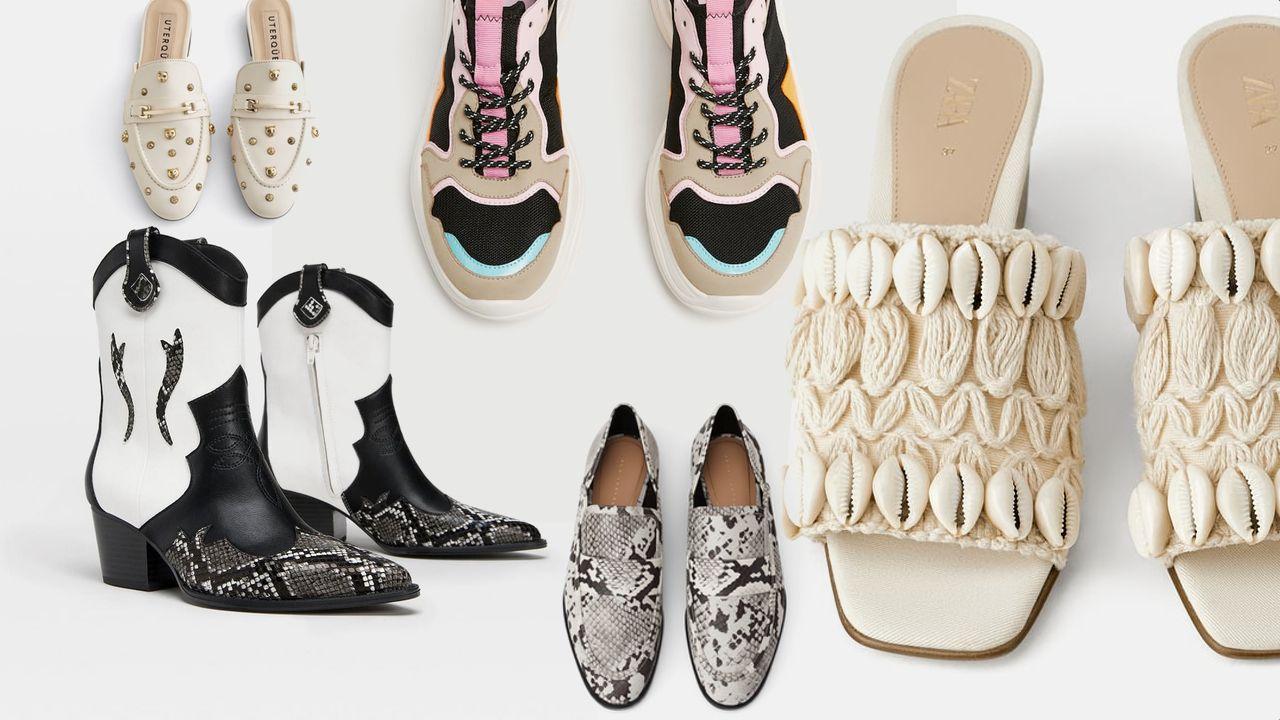 3acc6cc7cef31 10 najładniejszych par butów z sieciówek na wiosnę 2019 - Elle.pl ...