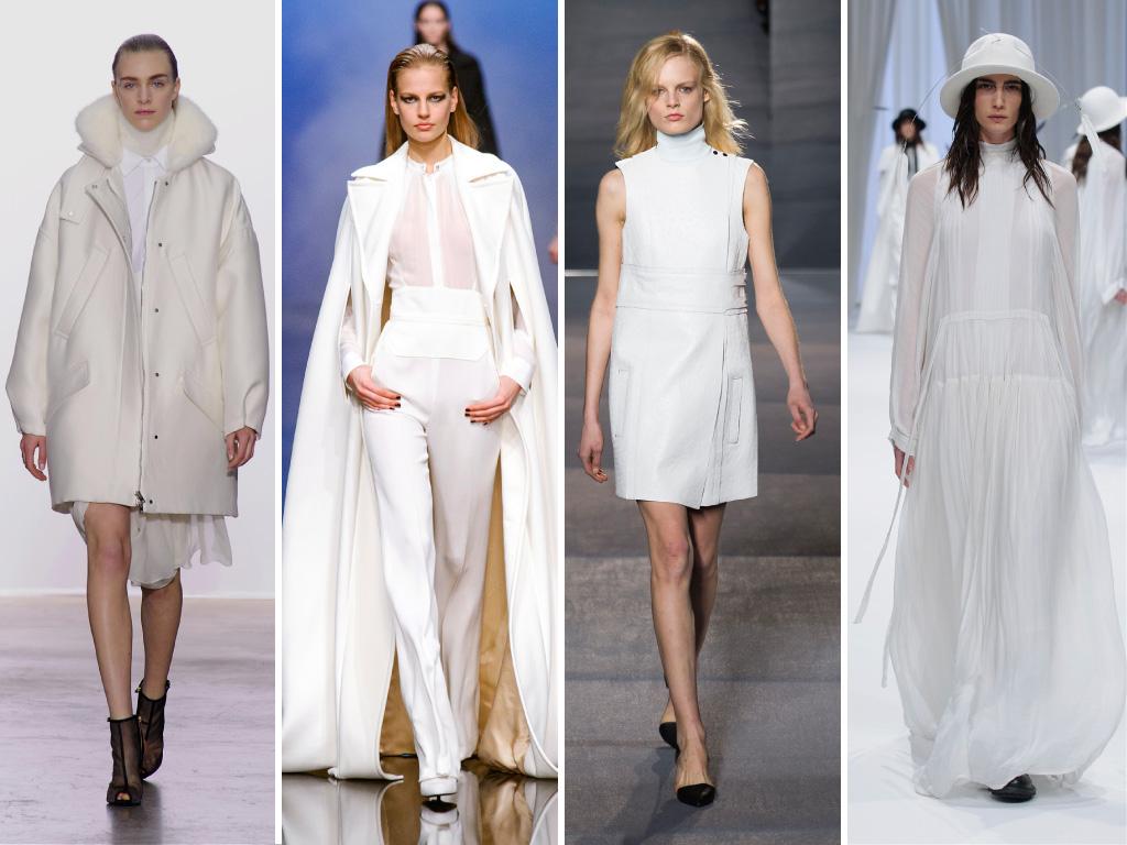 Kolor trend: biel - Elle.pl