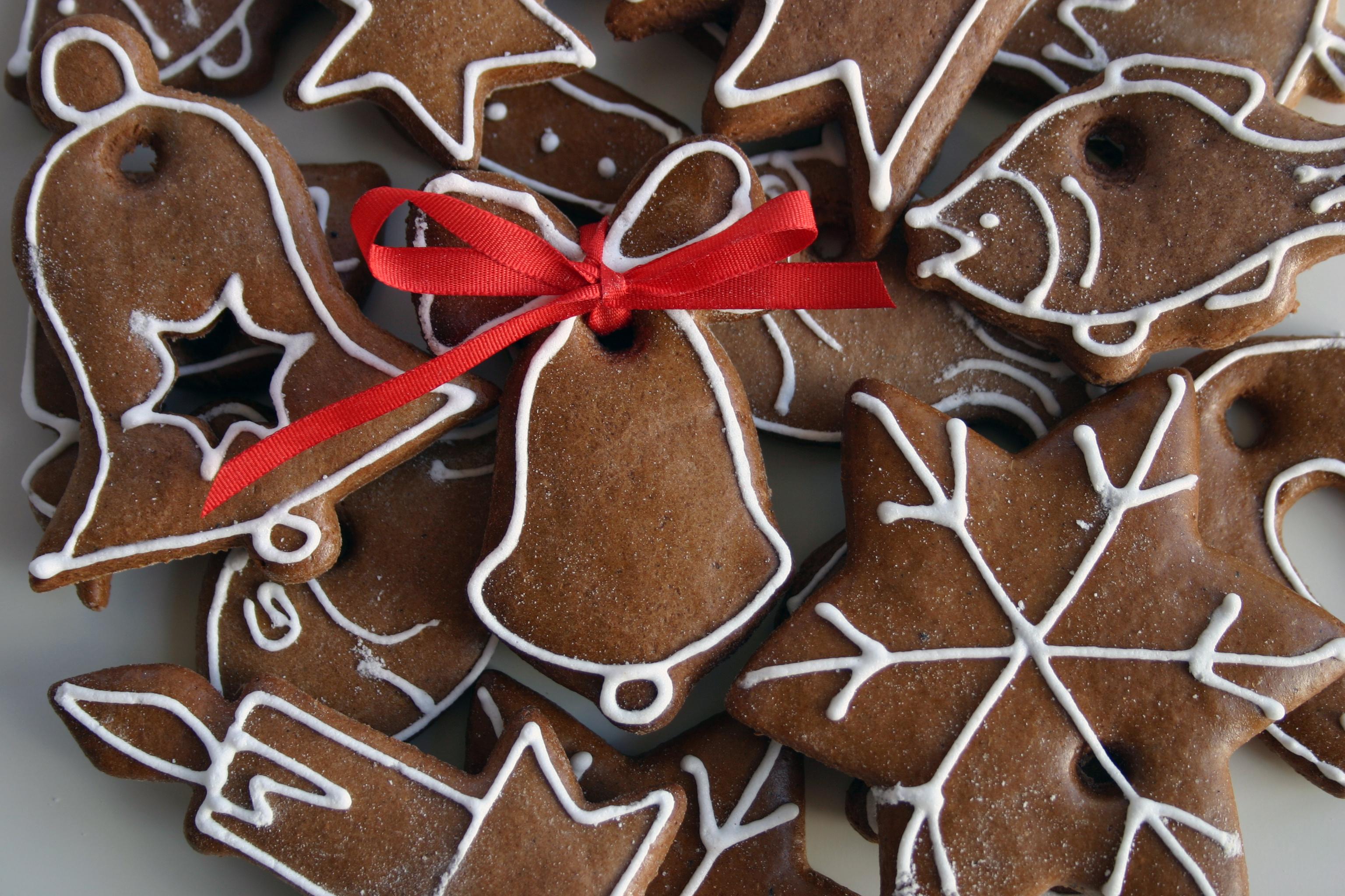 świąteczne Przepisy Pierniki Ellepl Trendy Jesień Zima