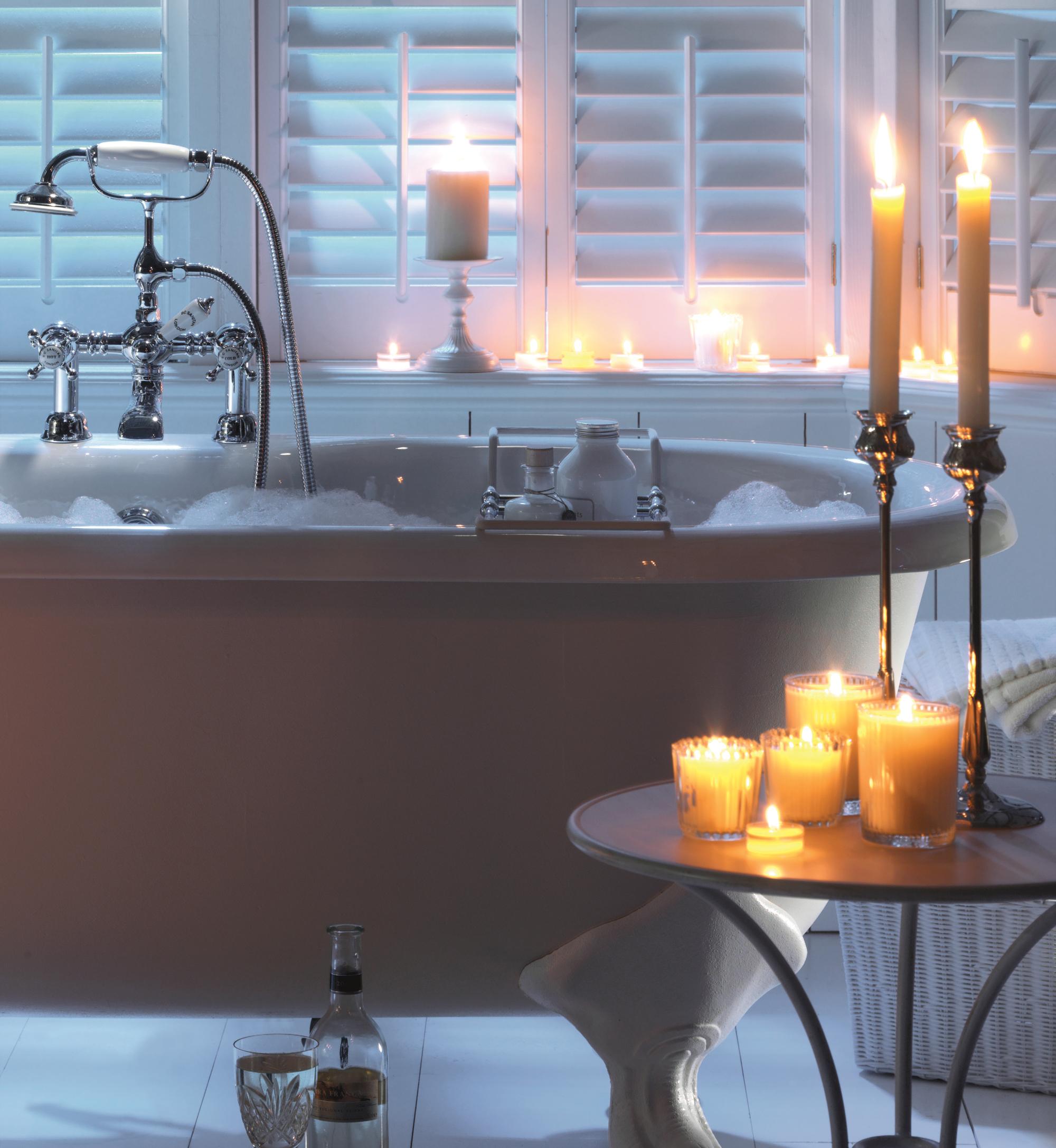 łazienka Z Wanną Inspiracje Elle Decoration Trendy